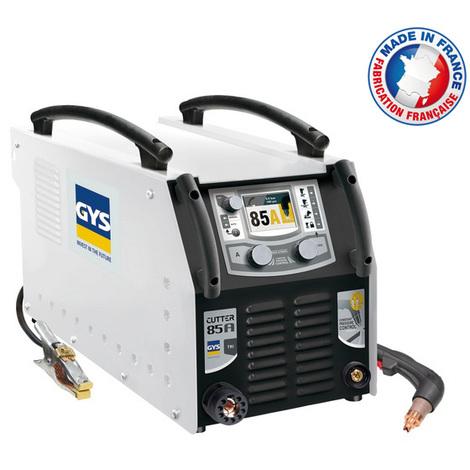 Gys - Découpeur plasma triphasé 400V coupe max. 40mm - CUTTER 85A TRI