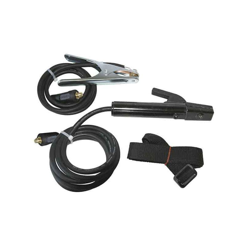 Connecteur pince 200A C/âble de soudure 25mm2 HO1N2D 3 M