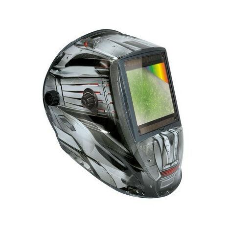 Gys - Masque de soudage LCD écran XXL teinte réglable de 5 à 13 - ALIEN True Color XXL - TNT