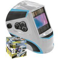 Gys - Masque de soudge écran XL teintes 5-9 / 9-13 - Ergotech 5-9 / 9-13 Silver