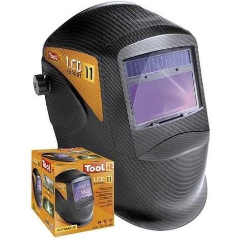 GYS Masque soudeur LCD EXPERT 11 CARBON - 040755