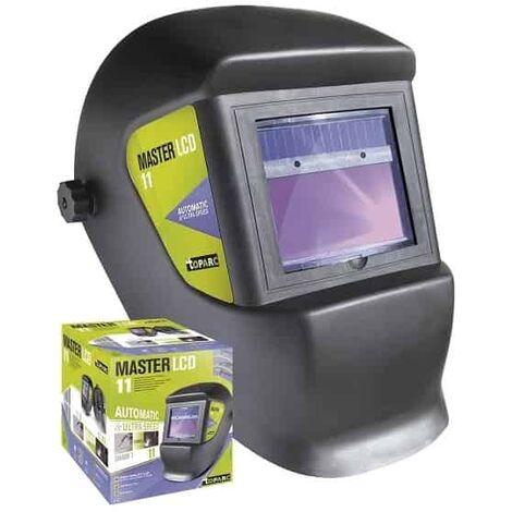 GYS Masque soudeur LCD MASTER 11 - 043442