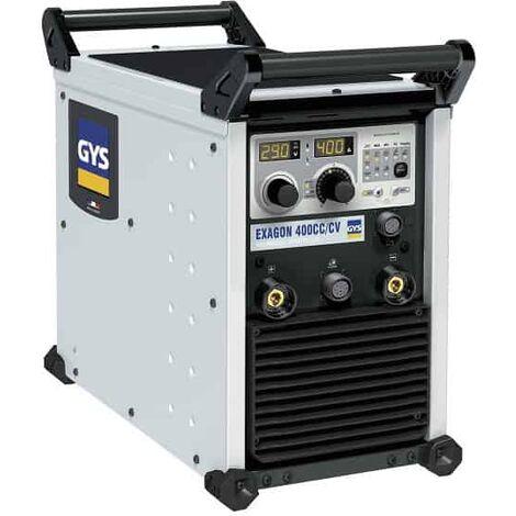 GYS Poste à souder Inverter EXAGON 400 CC/CV - 010925