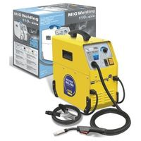 GYS Poste à souder monophasé sans gaz 110A - SMARTMIG 110