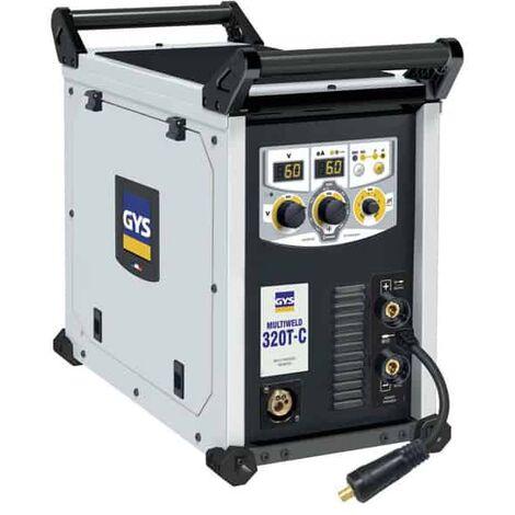 GYS Poste à Souder Multiweld 320T-C - 063037