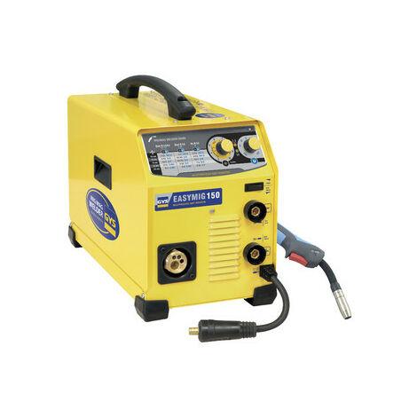 Gys - Poste de soudage inverter 230 V semi-automatique MIG/MAG 150 A 3 en 1 - EASYMIG 150