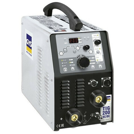 GYS Poste de soudure TIG 200 AC/DC HF FV - 011625