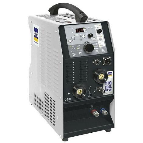 GYS Poste de soudure TIG 200L AC/DC HF - 011823