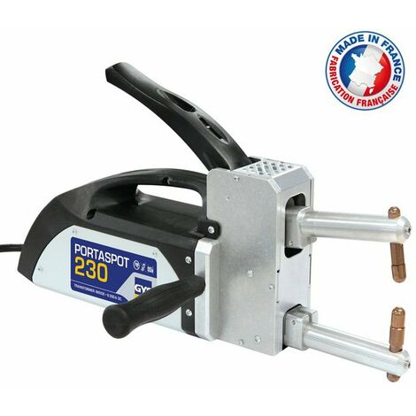 Gys - Soudeuse par point éléctroportative 230V 2+2mm - Portaspot 230