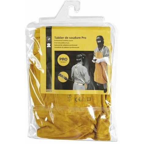 GYS Tablier de soudure professionnel cuir - 045217