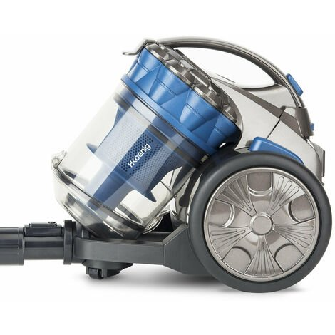 H. KOENIG STC68 ASPIRATEUR COMPACT+ SANS SAC AAA SPECIAL ANIMAUX