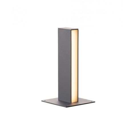 H-POL, simple, borne, LED 3000K, anthracite, 30 cm
