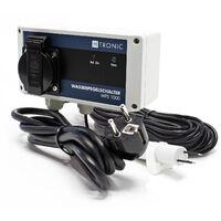 H-Tronic WPS 1000 Interrupteur niveau d'eau V2 Capteur d'eau 10m câble capteur 3000W Détecteur d'eau