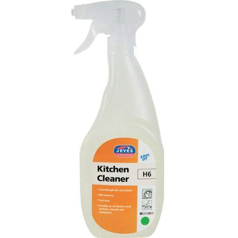 H6 Kleenoff Kitchen Cleaner 750ml