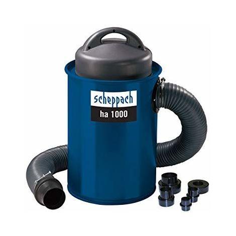 HA1000 Aspirador para carpinteria - Scheppach - 4906302901