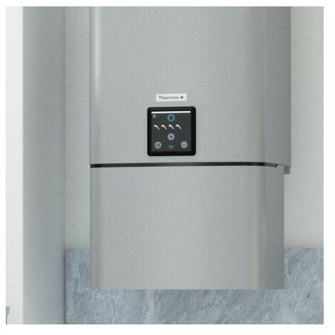 Habillage bas pour chauffe-eau Malicio 2 - Silver - 100 à 120L