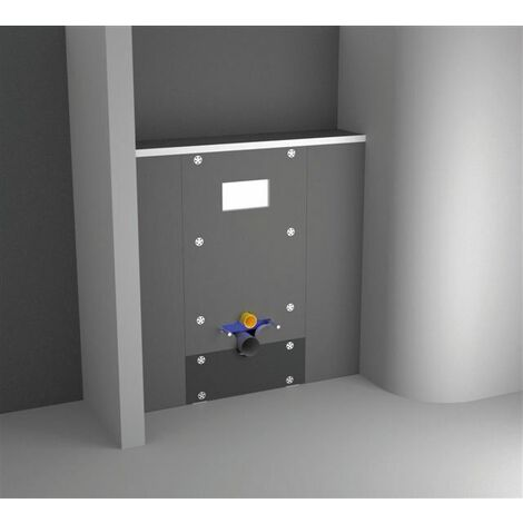 Habillage bâti-support Panodur Easy bâti Technic - Lazer