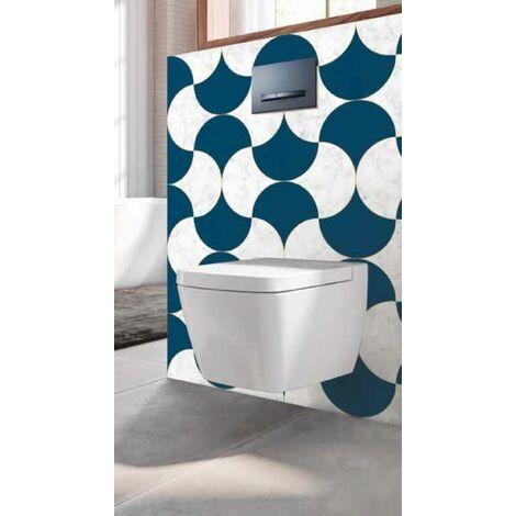 Habillage décoratif Bâti WC DECOFAST Art Déco - Néo Rétro