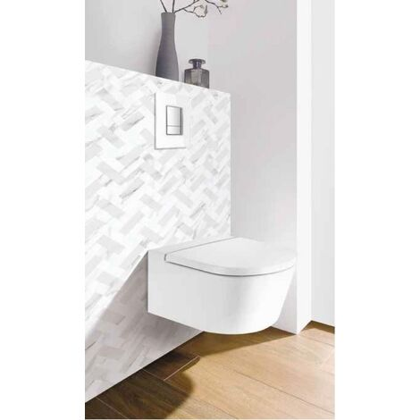 Habillage décoratif Bâti WC DECOFAST Classique Chic - Prestige