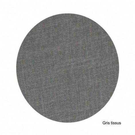 Habillage pour bâti EVO de marque REGIPLAST gris tissus