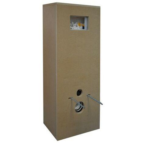 Habillage pour WC suspendu EVO de marque REGIPLAST - 480mm