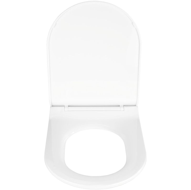 Prime Habos Toilet Seat Automatic Lowering White Alphanode Cool Chair Designs And Ideas Alphanodeonline