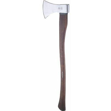 Hache RUTHE avec manche en hickory 1250g