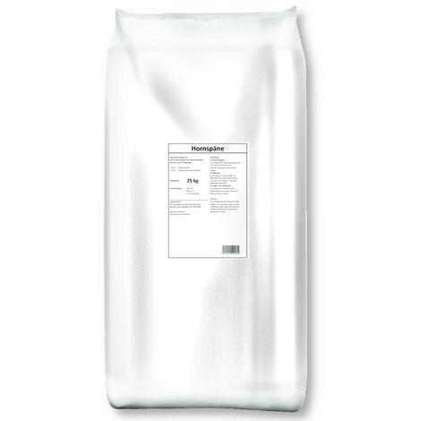 HACK copeaux de corne 25 kg N14 engrais azoté organique 1-6mm engrais naturel