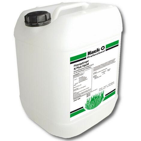 HACK PROFI engrais liquide N Plus liquide 25 (+2, 2) 20 litres