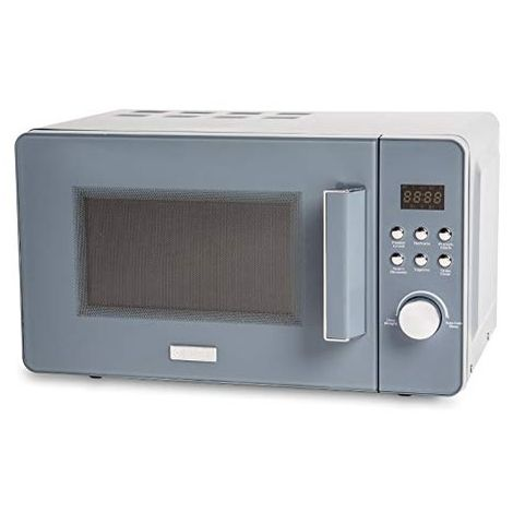 Haden Perth Kitchen Microwave - 20 Litre - 800W - 5 Power Levels - Slate