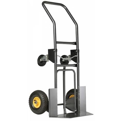 Haemmerlin - Diable transformable en chariot C.U : 200 Kg - Rollax 950 G