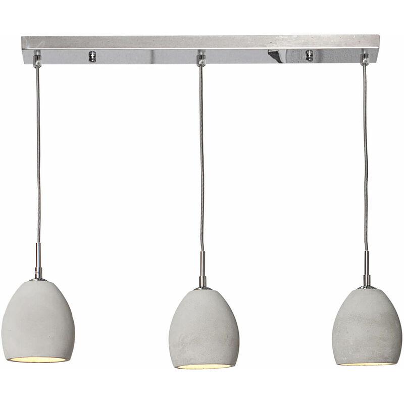 Hängelampe Betonlampe E14 Modern Design besonders