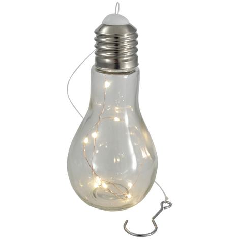 Hangelampe Gluhbirne Glaslampe Led Lichterkette Pendelleuchte