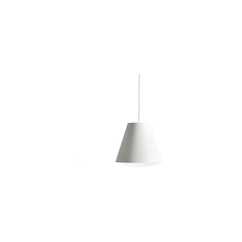 Greenice - HängeLampe 'Sinker L' Hay Weiß LED 13W 1055Lm WArmweiß [HAY-400476_2009000] | Warmes weiß (HAY-400476_2009000)