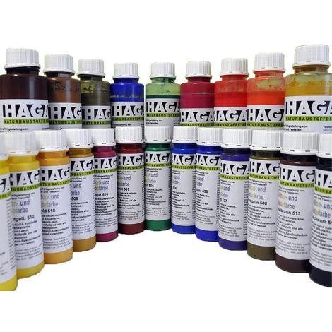 HAGA Vollton- und Abtönfarbe, weiss 514, 1000 g