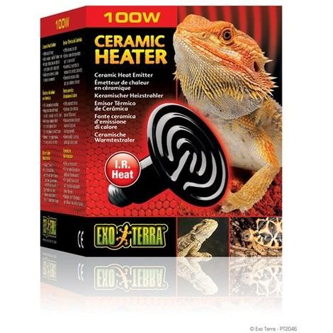 Hagen EXOTERRACeramic Heater Lamp Lampara calefactora