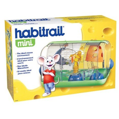 Hagen HABITRAIL Mini Jaula para hamster Ruso-Roborowski