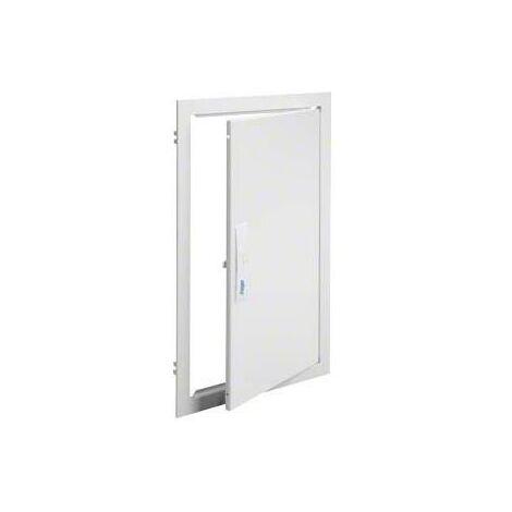 Hager Blendrahmen mit Tür P80UT