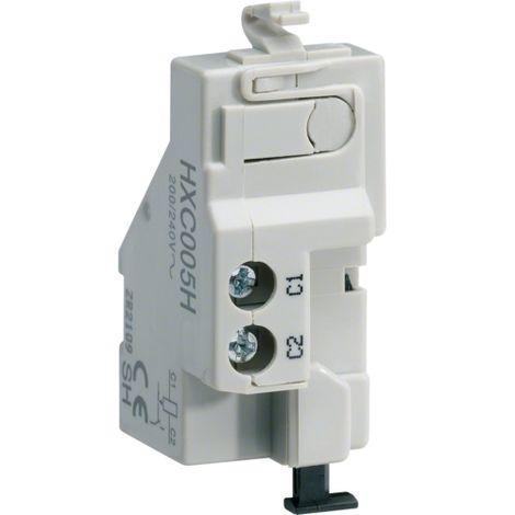 HAGER H250-H1600?RELE ÉMISSION POUR DISJONCTEUR H250-H1600380?450VAC
