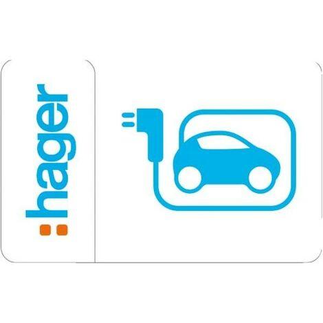 Hager RFID Karte XEV308 (VE20)