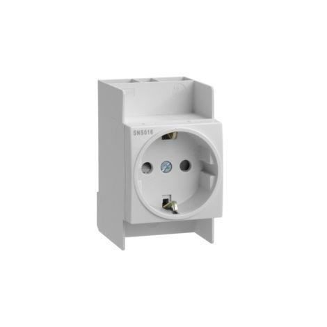 HAGER SNS016PRISE 16A 250V 2,5PLE QUICKCONNECT