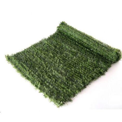 """main image of """"Haie artificielle de verdure 1m x 3m 195 Brins ECG"""""""