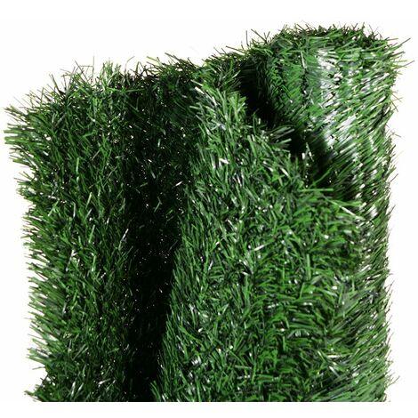 Haie artificielle Easy Green - 90 brins Longueur : 3 M Hauteur : 1.00 Mètre