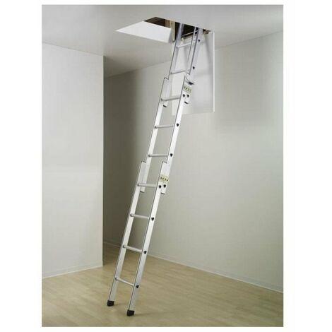 HAILO Echelle de grenier escamotable 3m Hobbystep - Escalier escamotable