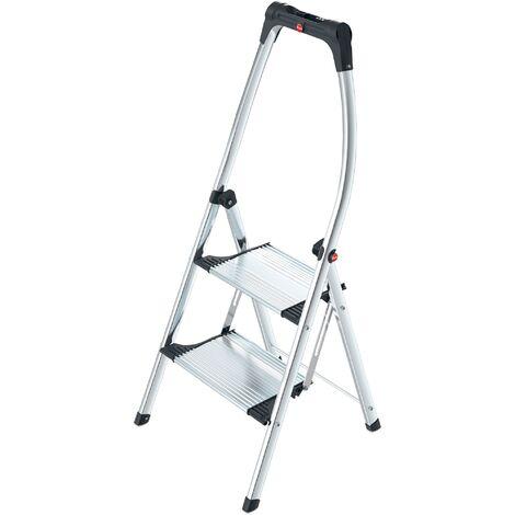 Hailo Escabeau LivingStep Comfort Plus 119 cm Aluminium 4302-301