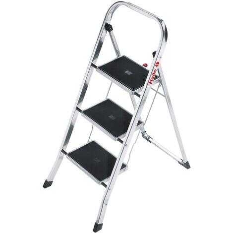 Hailo Folding Stepladder K30 3 Steps 105 cm 4393-801