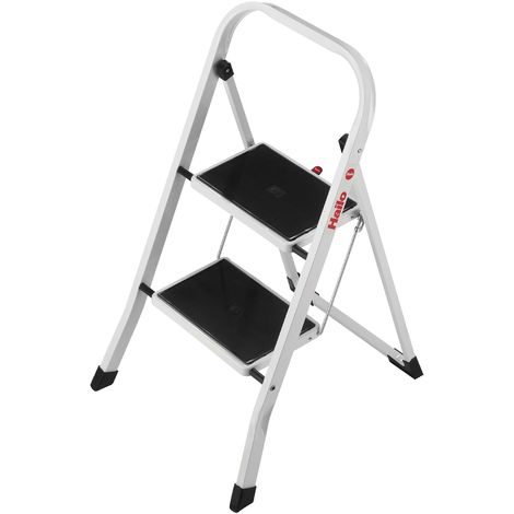 Hailo K20 - Mini escalera acero