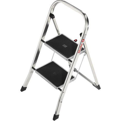 Hailo K30 - Mini escalera aluminio