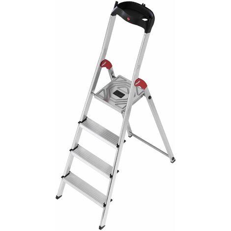 Hailo L60 EasyClix - Escalera aluminio