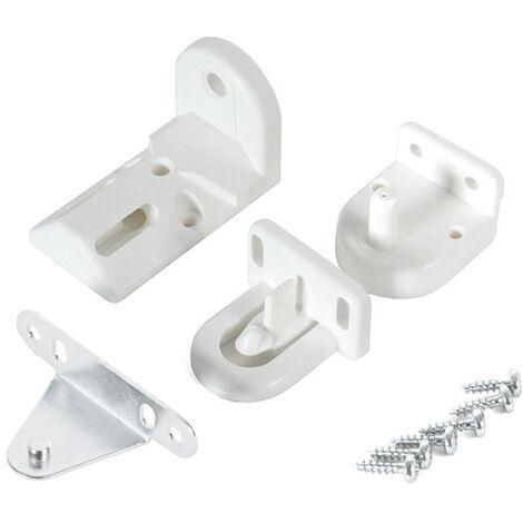 Hailo Montagezubehör in weiß für Mono, Compact-Box 15/M